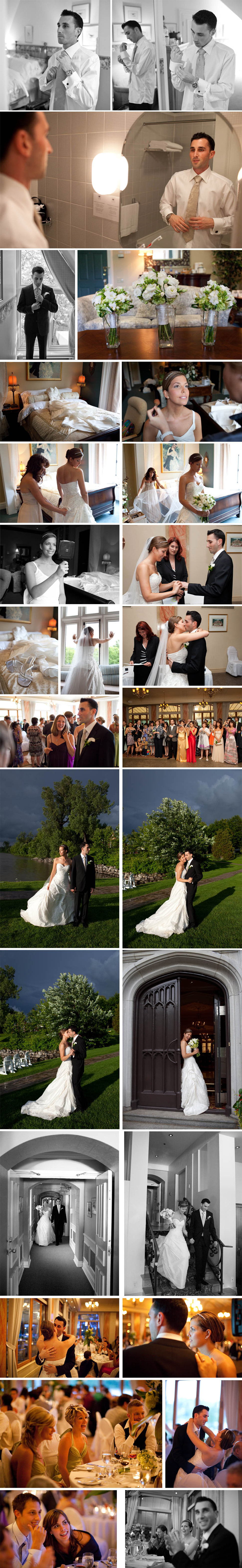 Awesome wedding pictures with dramatic sky.