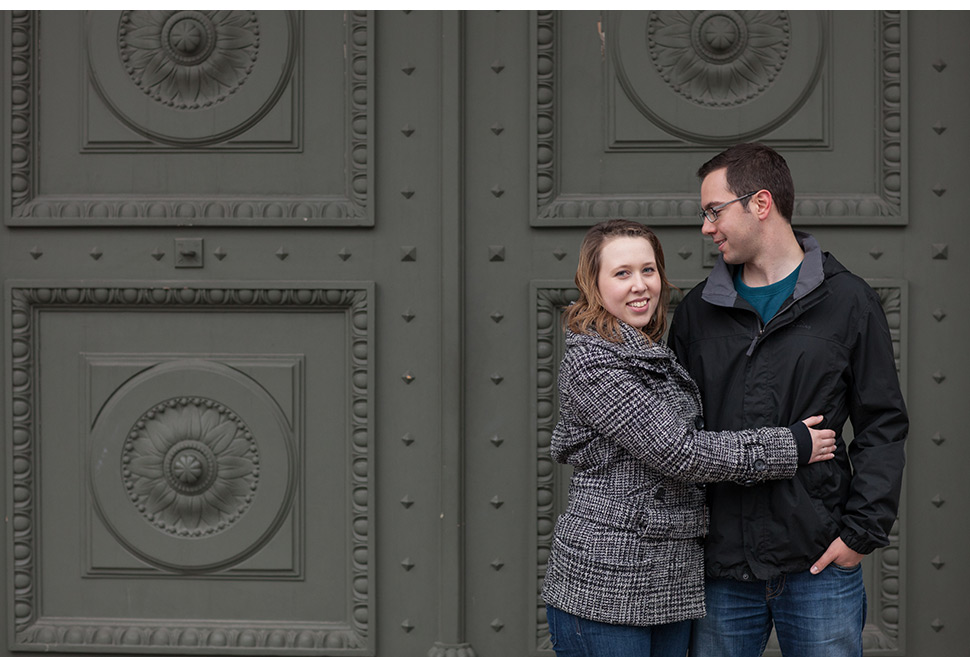 Engagement photography in Canada.