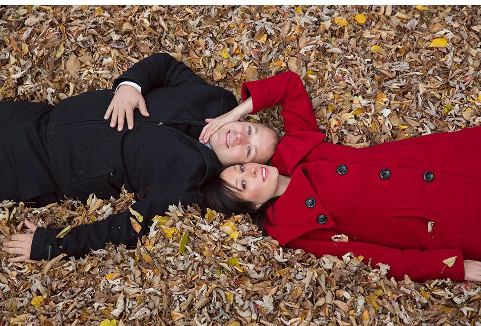 Photos de couple dans le Vieux-Québec.
