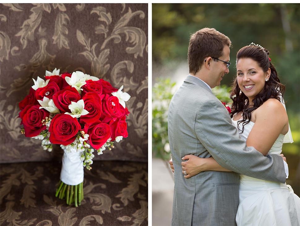 Photographe de mariage en Beauce.
