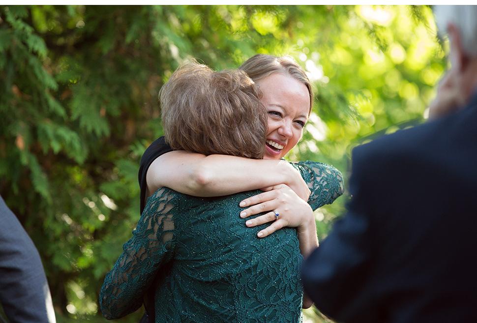 Wedding congratulations.