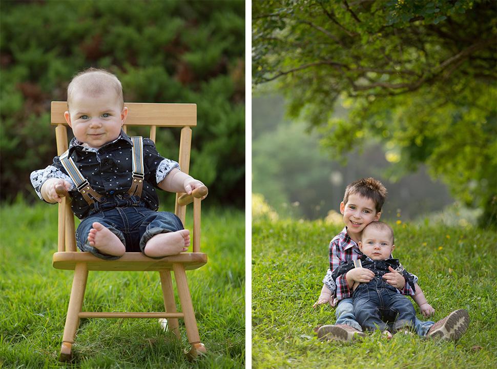 Photographie de bébés et enfants.