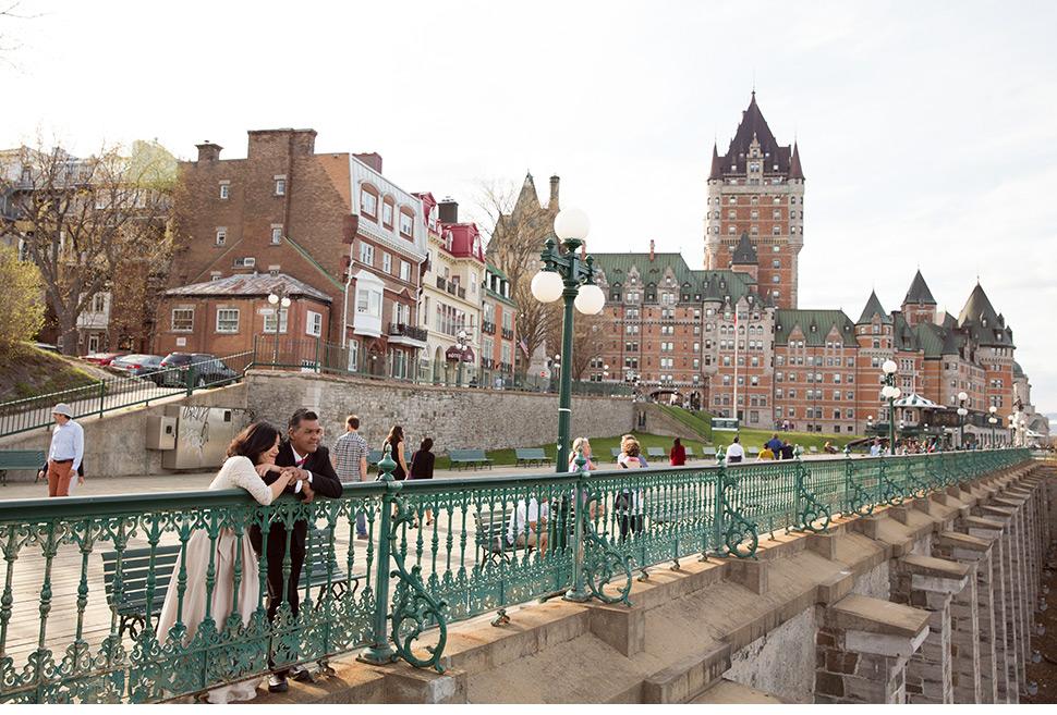 Quebec City professional photographer.